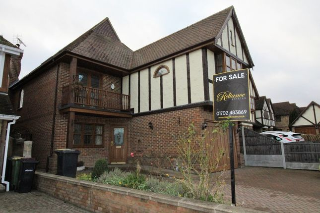 Thumbnail Detached house for sale in Nore Road, Eastwood, Leigh-On-Sea
