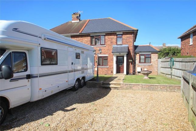 Thumbnail Semi-detached house for sale in Shirley Close, Shoreham-By-Sea, West Sussex