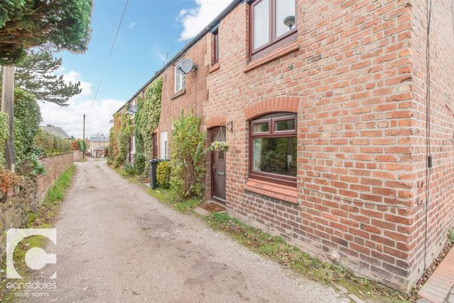 Thumbnail End terrace house to rent in Normans Cottages, Newtown, Little Neston, Neston, Cheshire