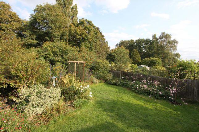 Garden of Derwent Avenue, Ickenham UB10