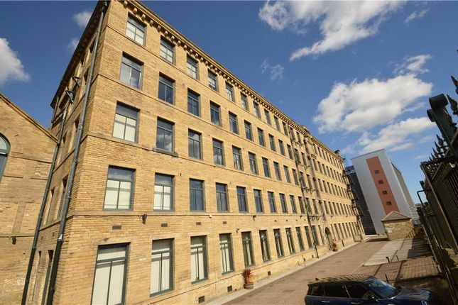 Thumbnail Flat for sale in Apartment 28, Old Mill, Salts Mill Road, Shipley, West Yorkshire