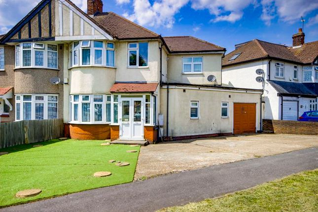 Thumbnail Semi-detached house for sale in Hall Lane, Chingford