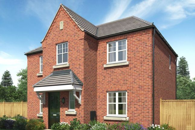 Thumbnail Detached house for sale in Trinity Gardens, Ling Road, Loughborough