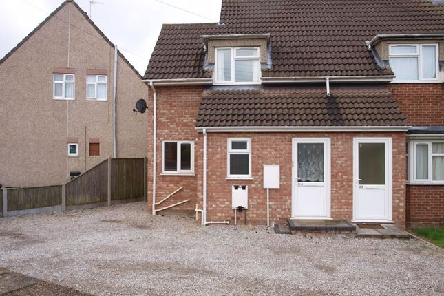 Thumbnail Terraced house to rent in Newsons Meadow, Lowestoft