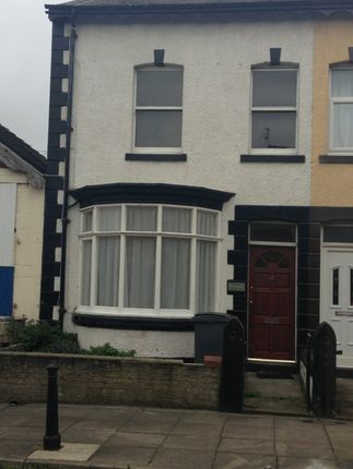 Thumbnail Terraced house to rent in Fairhurst Street, Blackpool