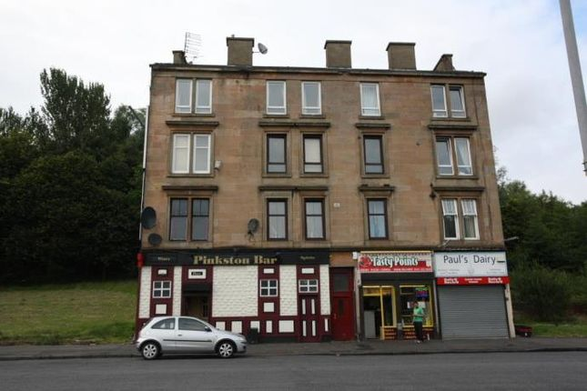 Thumbnail Flat to rent in Keppochhill Road, Glasgow