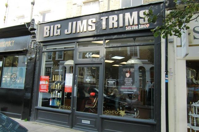 Thumbnail Retail premises to let in Devonshire Road, Chiswick