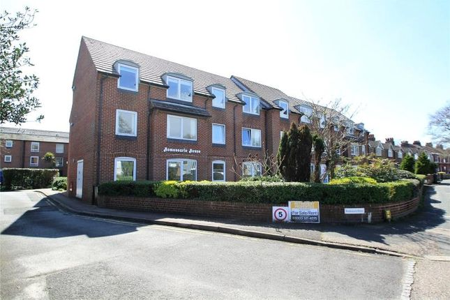 Thumbnail Property for sale in Homesearle House, Goring Road, Worthing