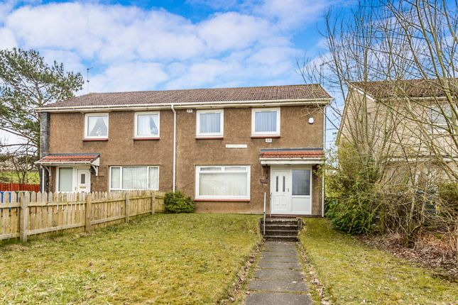 Thumbnail Semi-detached house for sale in Archerhill Road, Knightswood, Glasgow