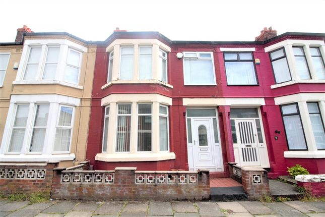 Thumbnail Shared accommodation to rent in Harradon Road, Aintree, Liverpool