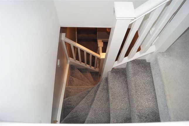 Stairs To Attic of Beckett Street, Mountain Ash CF45