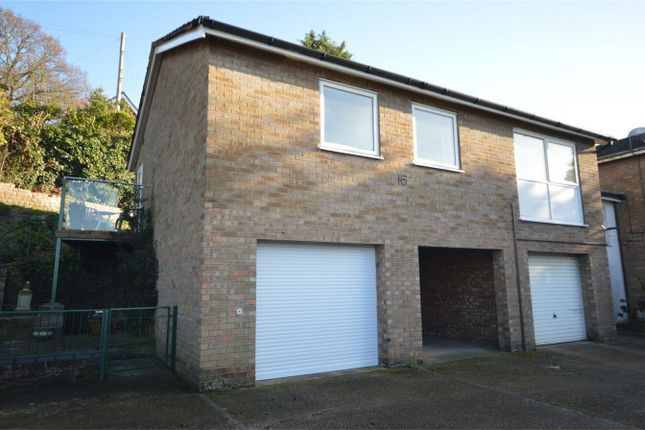 Thumbnail Flat for sale in Rosedale Crescent, Norwich