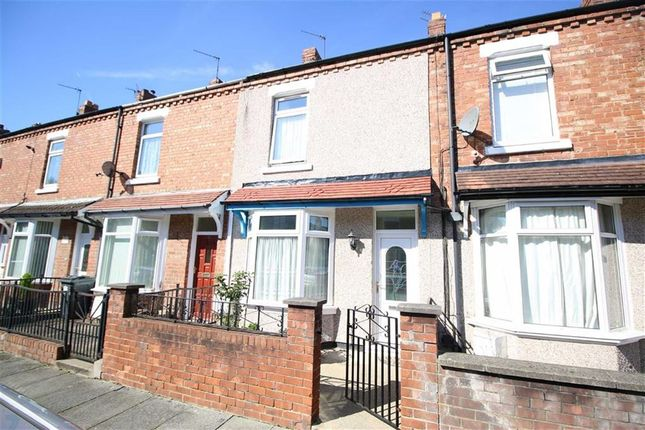 Thumbnail Terraced house for sale in Coniston Street, Darlington, County Durham