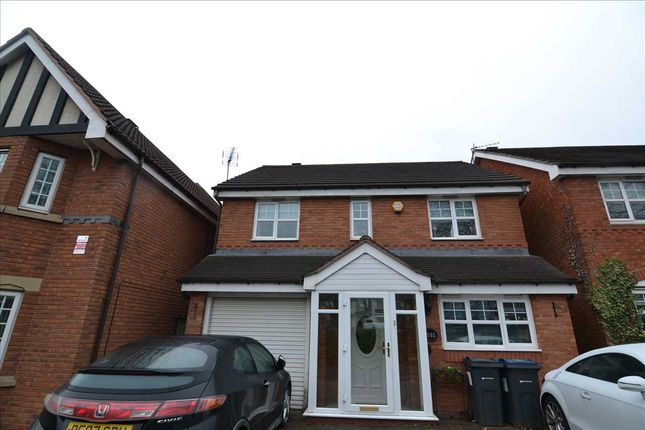 Thumbnail Detached house for sale in Chester Road, Erdington, Birmingham