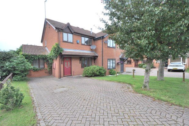 Thumbnail Property to rent in Rudge Mews, Northampton