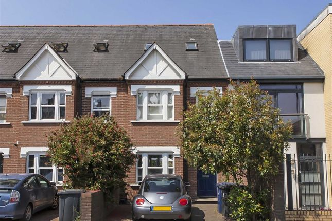 Thumbnail Terraced house to rent in Acton Lane, London
