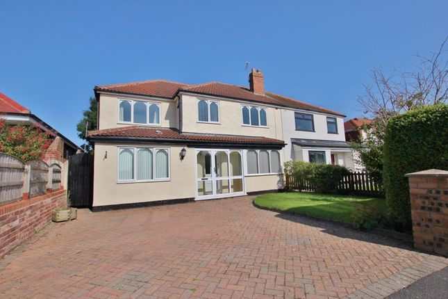 Thumbnail Semi-detached house for sale in Townshend Avenue, Irby, Wirral