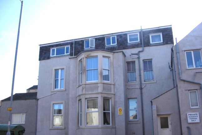 Thumbnail Flat for sale in Park End Road, Workington