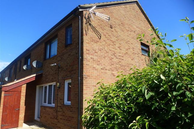 Thumbnail Flat to rent in Downland, Two Mile Ash, Milton Keynes