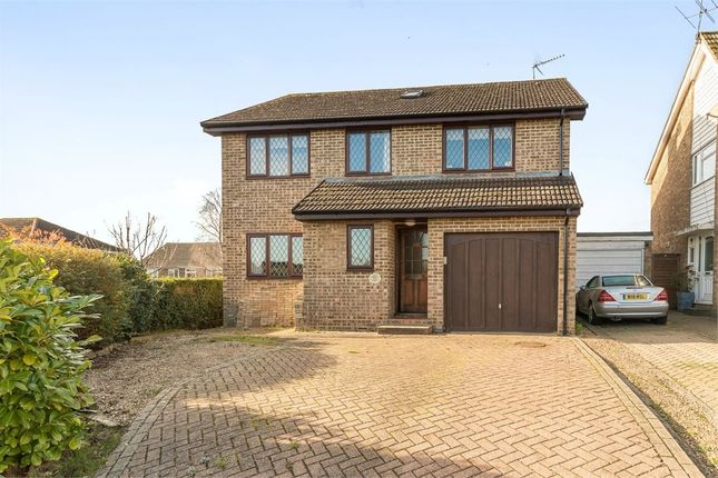 Thumbnail Detached house for sale in Ash Close, Crawley Down, Crawley, West Sussex