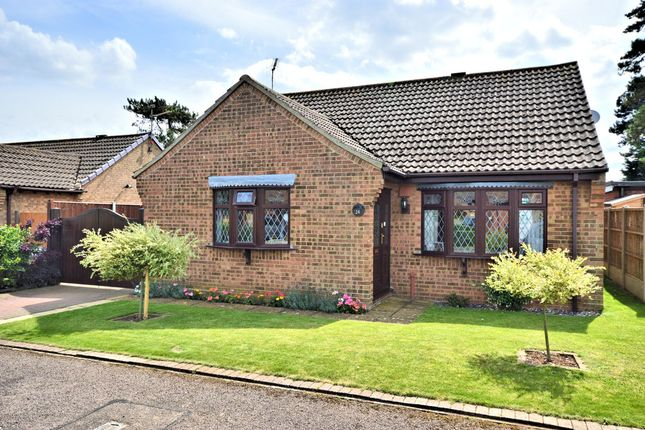 Thumbnail Detached bungalow for sale in Margarets Close, Hunstanton
