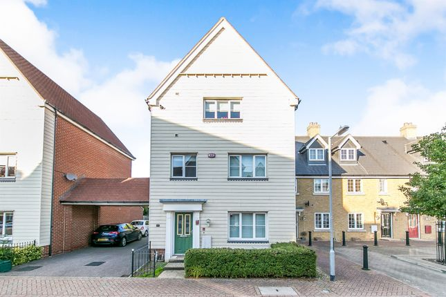 Thumbnail Link-detached house for sale in Weetmans Drive, Colchester