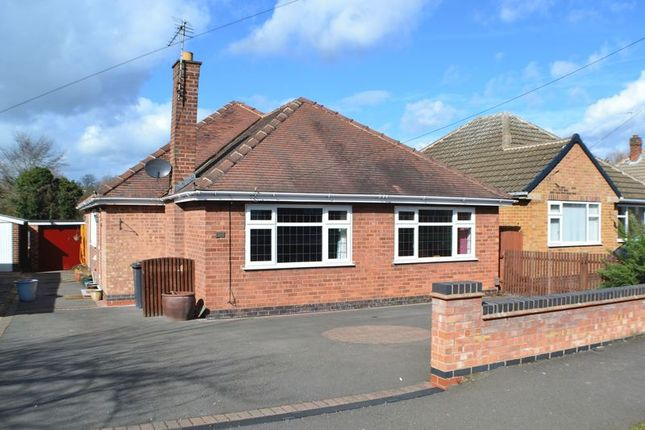 Thumbnail Detached bungalow for sale in Brookside, Burbage