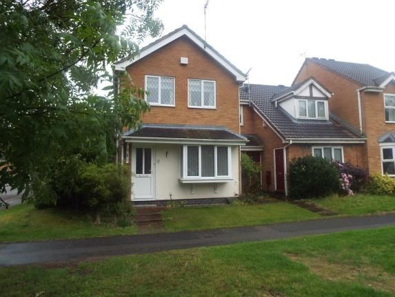 Thumbnail End terrace house for sale in Wilson Green, Binley, Coventry, West Midlands
