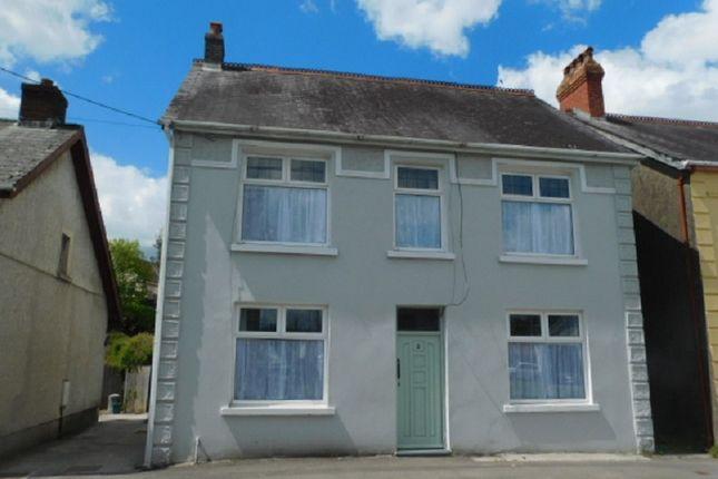 Thumbnail Detached house for sale in Blaenau Road, Llandybie, Ammanford, Carmarthenshire.