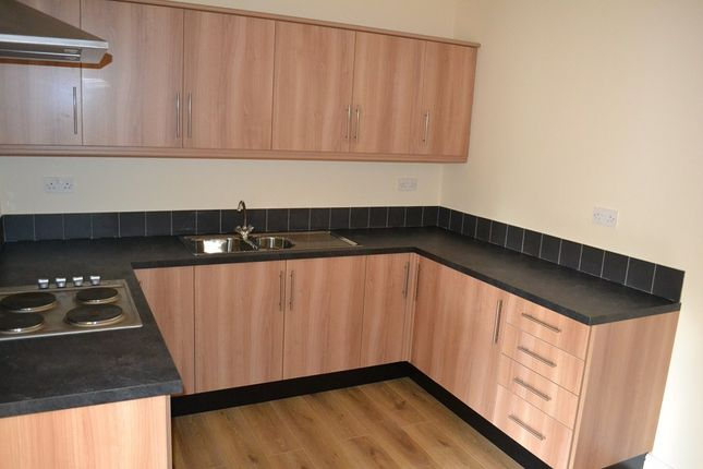 Thumbnail Flat to rent in Louise Street, Lower Gornal