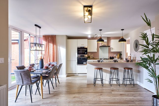 Thumbnail Detached house for sale in Shefford Road, Meppershall, Shefford, Bedfordshire