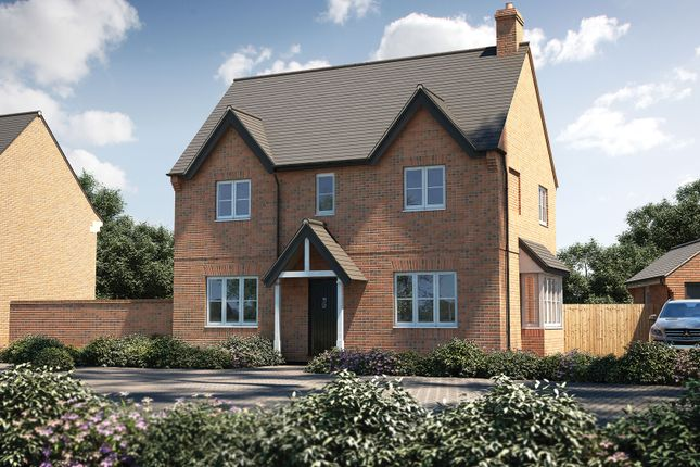 "Thumbnail Detached house for sale in ""The Arlington"" at Stocks Lane, Winslow, Buckingham"