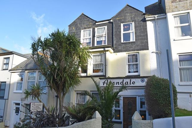 Thumbnail Terraced house for sale in St. Georges Road, Newquay