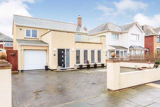 Thumbnail Detached house for sale in Freemantle Avenue, Blackpool, Lancashire