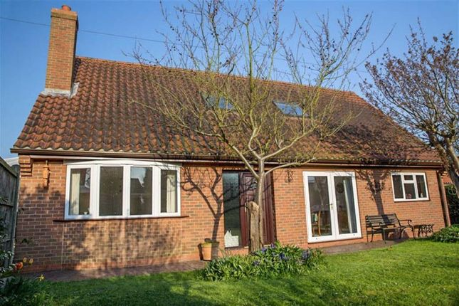 Thumbnail Bungalow for sale in Owmby Cliff Road, Owmby-By-Spital, Lincolnshire