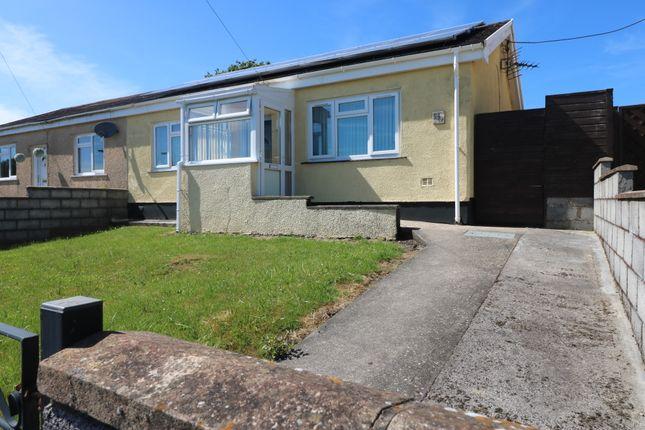 Thumbnail Semi-detached house for sale in Brynlluan, Gorslas, Llanelli
