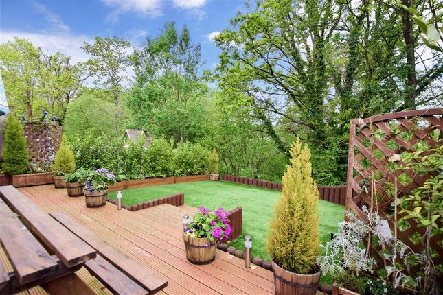 Thumbnail End terrace house for sale in Crown Wood, Forest Row, East Sussex