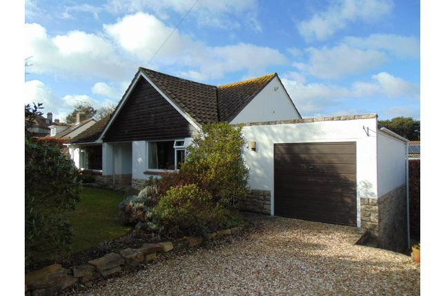 Thumbnail Bungalow for sale in Peveril Road, Swanage