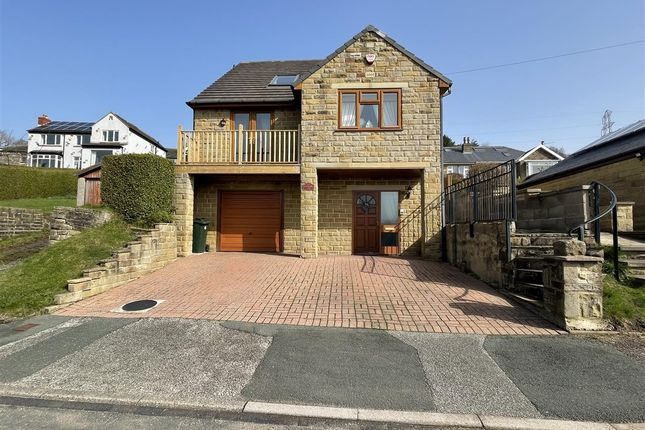 Thumbnail Detached house for sale in Barley Cote Ave, Riddlesden, Keighley