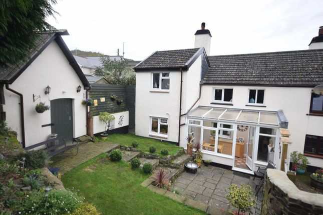 Thumbnail Detached house for sale in Taddiport, Torrington