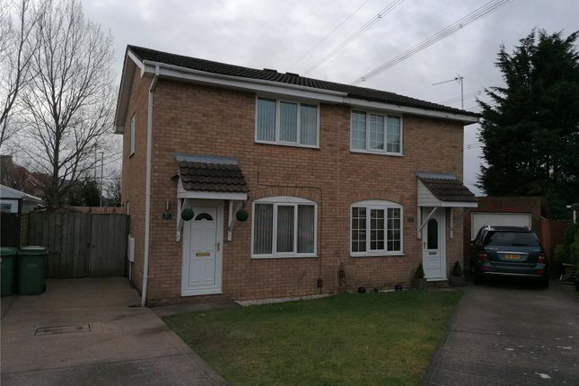 2 bed semi-detached house to rent in Eskdale Close, Yarm TS15