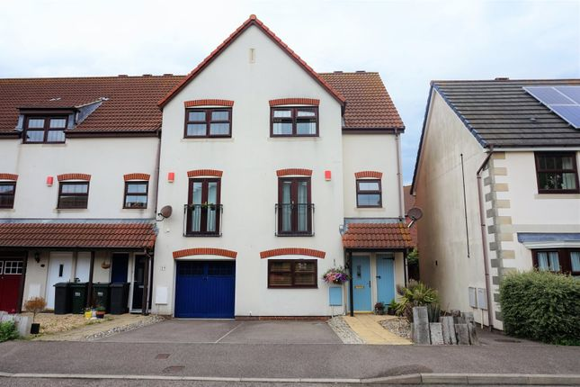 Thumbnail Town house for sale in Jamaica Way, Eastbourne