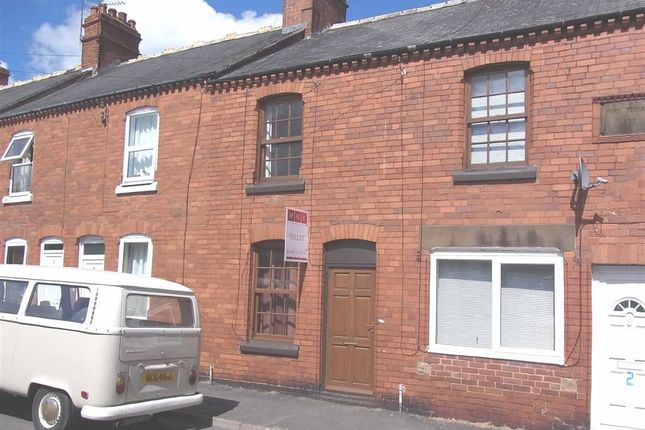 Thumbnail Terraced house to rent in 4, Ash Road, Oswestry, Shropshire