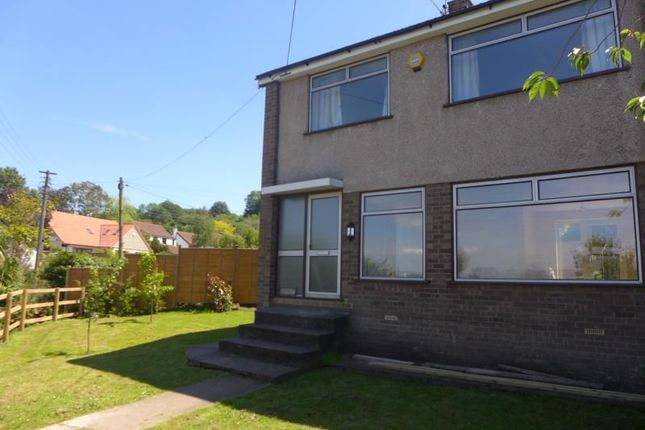 Thumbnail Semi-detached house to rent in Glenhaze Clevedon Lane, Clapton In Gordano, Bristol
