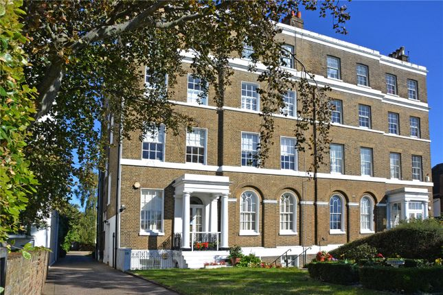 Thumbnail Flat for sale in St Germans Place, Blackheath, London