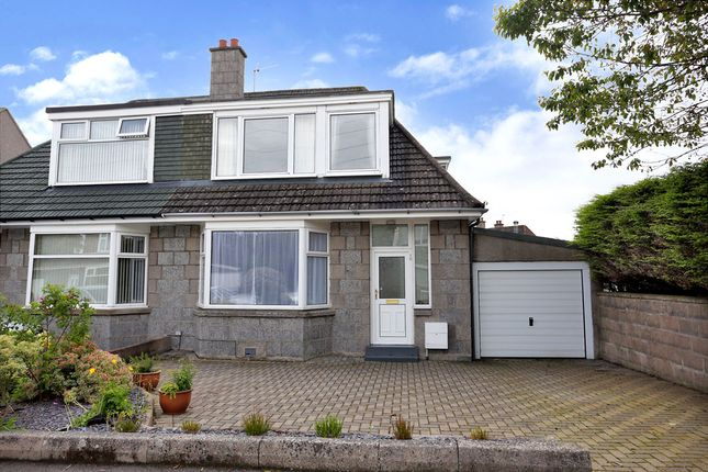 Thumbnail Semi-detached house to rent in Airyhall Terrace, Aberdeen