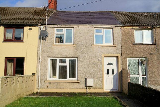 Thumbnail Terraced house to rent in Garn Road, Maesteg, Mid Glamorgan