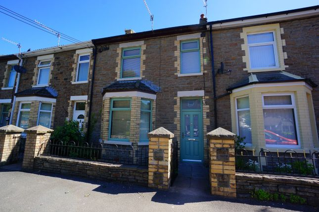 Thumbnail Terraced house for sale in Tredegar Street, Cross Keys, Newport
