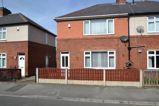 Thumbnail Semi-detached house to rent in Princess Avenue, South Elmsall, Pontefract