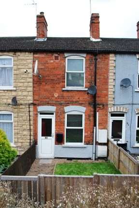 Thumbnail Terraced house to rent in Bottom Row, Newark